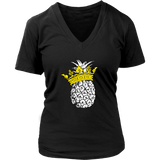 Royal Pineapple T-Shirt - Trendsy Tees
