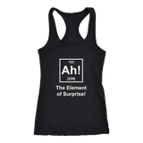 Ah! The Element of Surprise Tank Top - Trendsy Tees