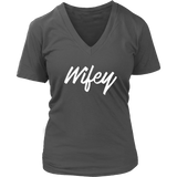 Wifey T-Shirt - Trendsy Tees