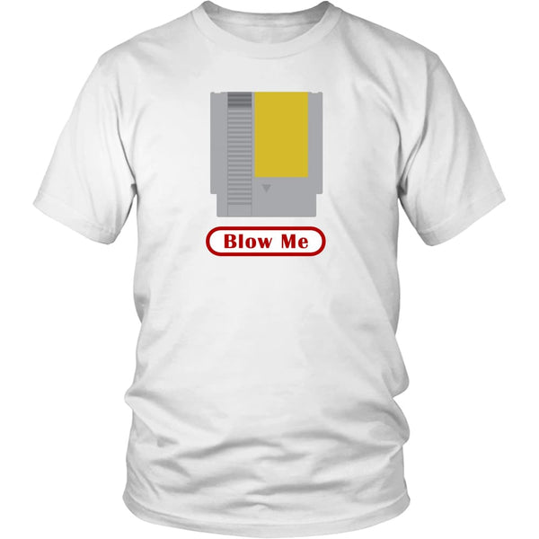 Blow Me Funny Gaming T-Shirt - Trendsy Tees