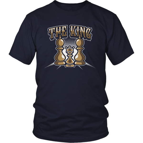 The King Chess T-Shirt - Trendsy Tees