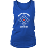 March for Science Earth Day 2017 Tank Top - Trendsy Tees