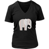 Tribal Elephant T-Shirt - Trendsy Tees