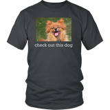 Ask Me To Turn Around Funny Dog T-Shirt - Trendsy Tees