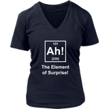 Ah! The Element of Surprise T-Shirt - Trendsy Tees