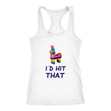 I'd Hit That Pinata Tank Top - Trendsy Tees