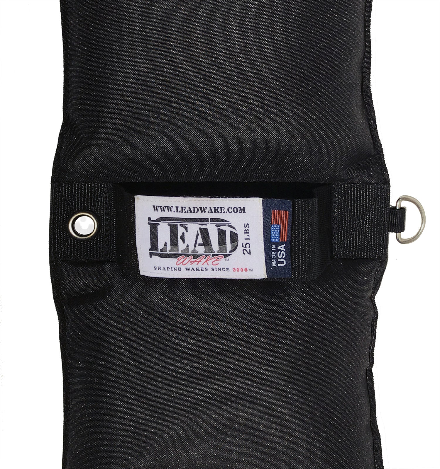 25lb Lead Wake <br>Ballast Bag