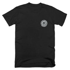 LEAD WAKE Logo Tee - Black