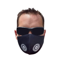 Black Lead Wake Mask