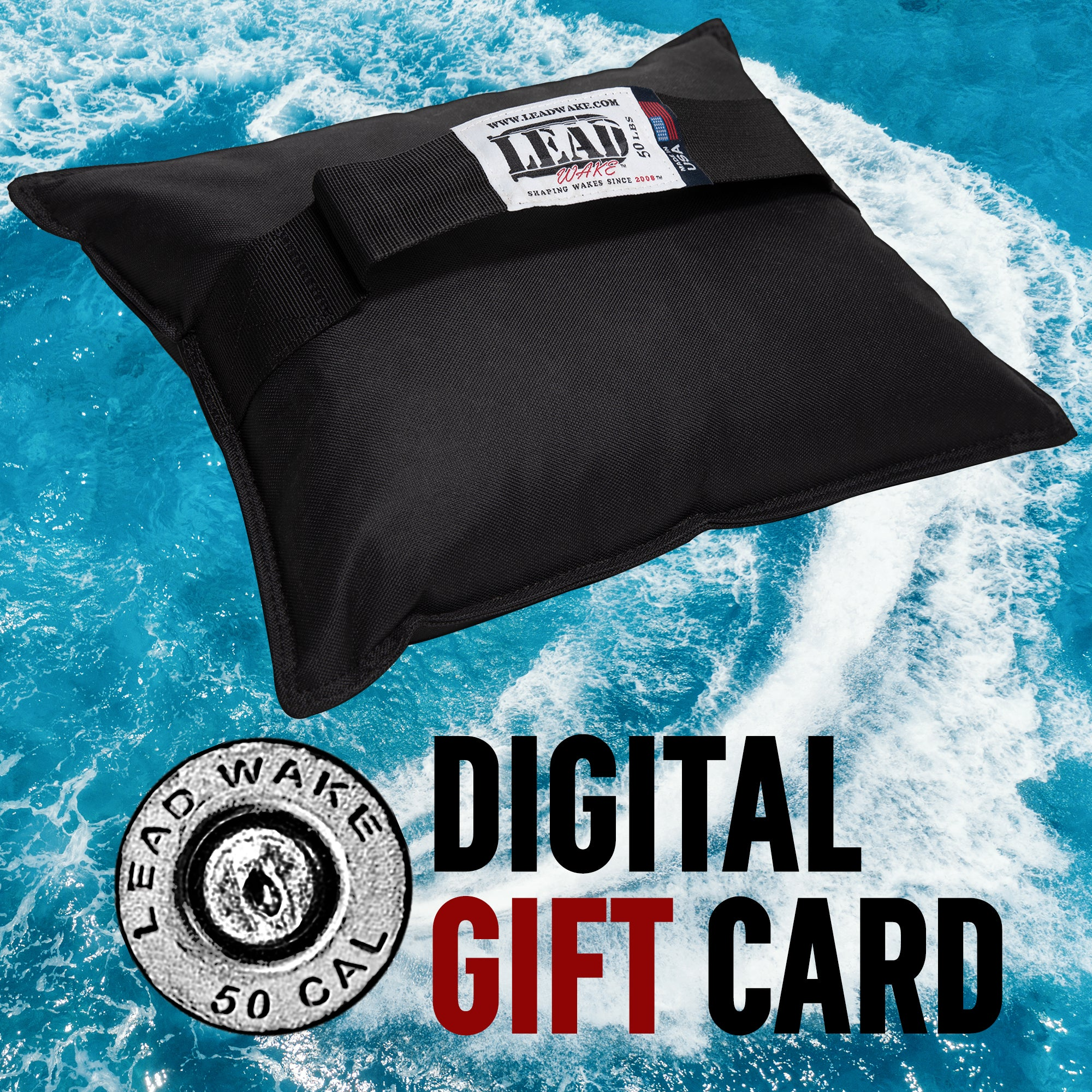 Lead Wake <br> Gift Card