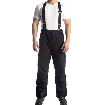 Men's Snow Ski Bib Pants