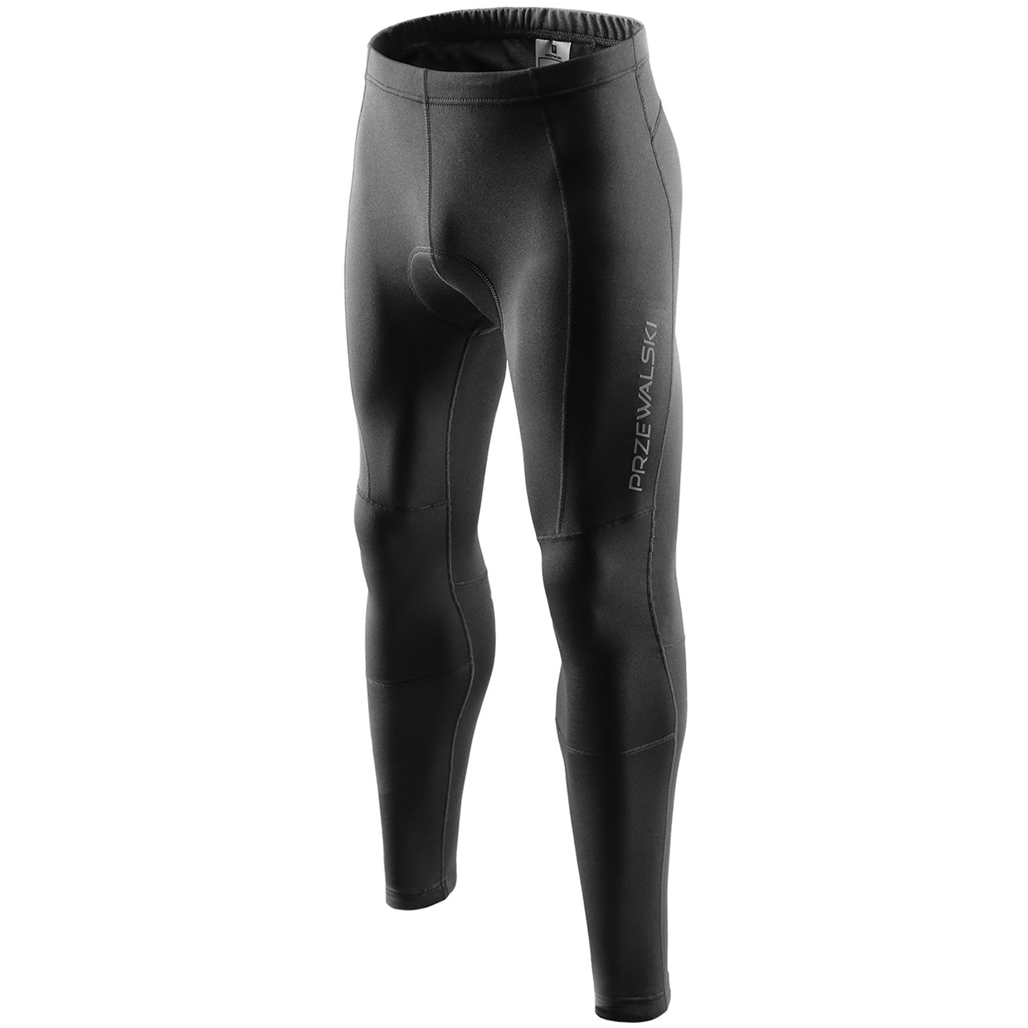 4D Padded Men's Thermal Cycling Tights, BASIC SERIES, Przewalski