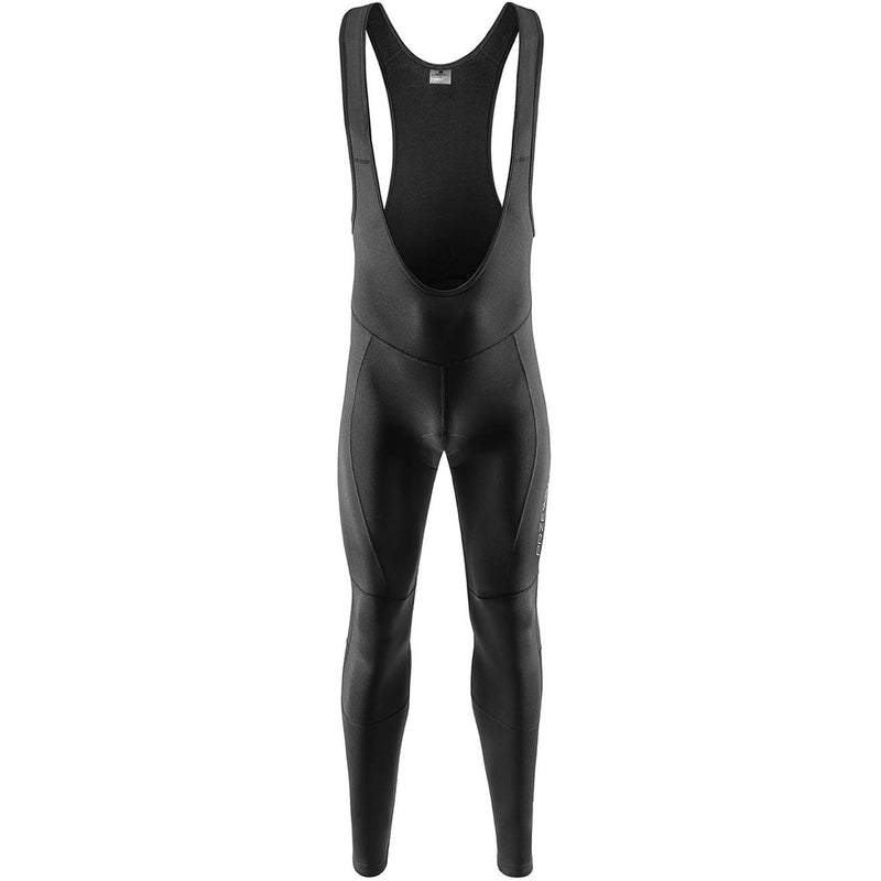 4D Padded Men's Thermal Cycling Bib Tights, BASIC SERIES, Przewalski