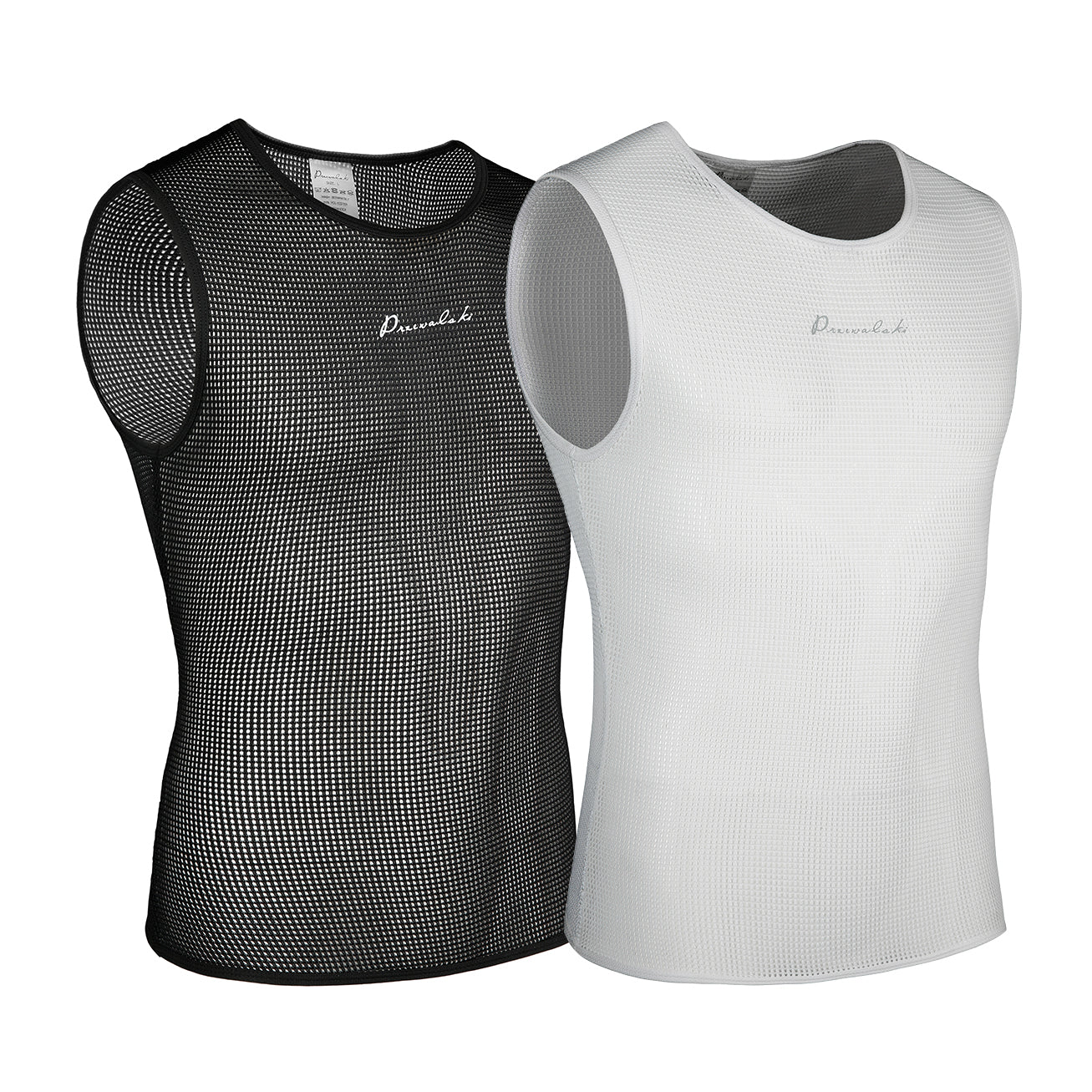 Przewalski Men's Sleeveless Cycling Base Layer Undershirt