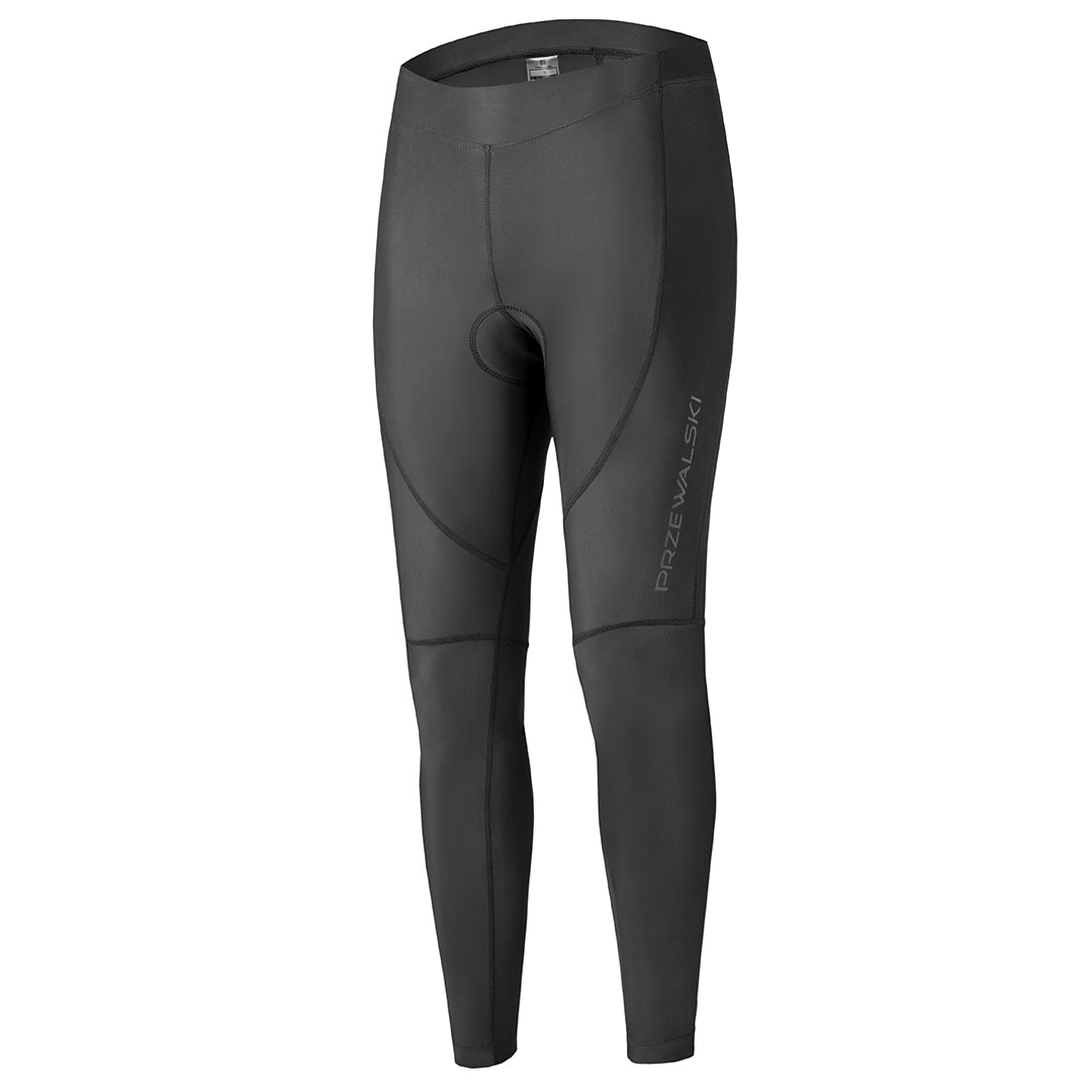 4D Padded Men's Cycling Tights, BASIC SERIES, Przewalski