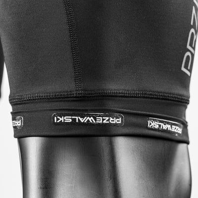 4D Padded Men's Cycling Bike Shorts, BASIC SERIES, Przewalski - Przewalski