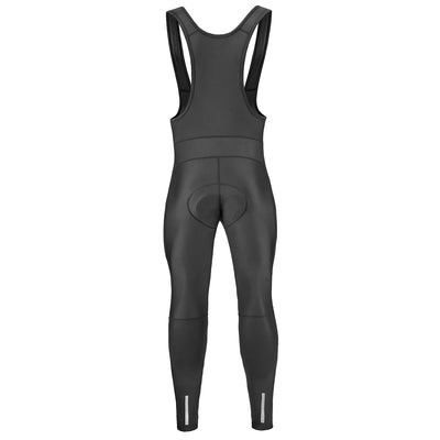 4D Padded Men's Cycling Bib Tights, BASIC SERIES, Przewalski