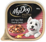 My Dog Home Recipe with Angus Beef, Pasta & Carrots