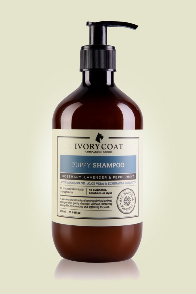 Ivory Coat Puppy Shampoo 500ml