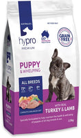 Hypro Premium Puppy – Turkey & Lamb 2.5kg