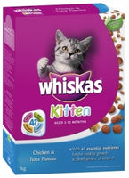 Whiskas Kitten VB Chicken & Tuna 1kg