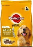 Pedigree Adult W/ Real Mince & Veggies 3kg
