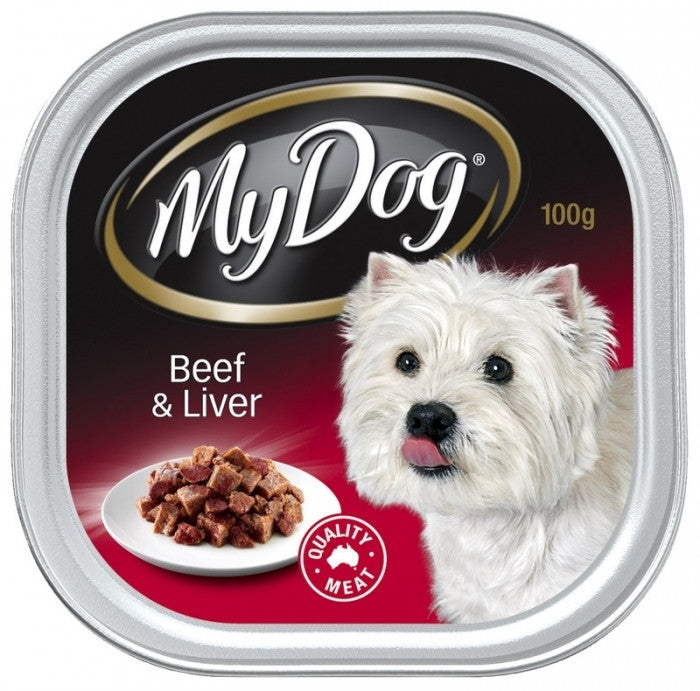 My Dog Beef & Liver 100g