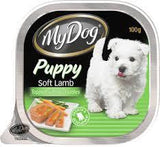 My Dog Puppy Soft Lamb Topped with Vegetables 100g