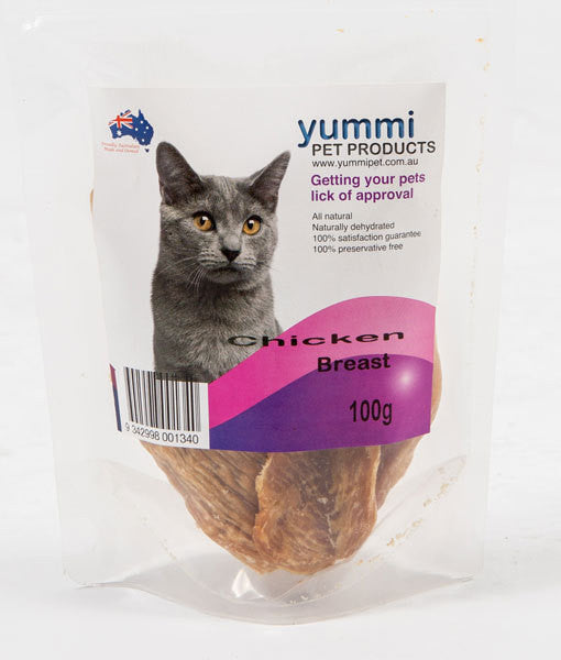 Cat Chicken Breast 100g