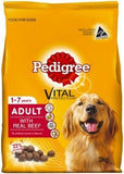 Pedigree Adult W/ Real Beef 3kg