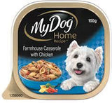 My Dog Home Recipe Farmhouse Casserole with Chicken 100g