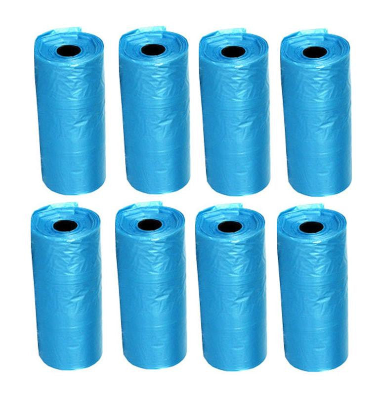 Dog Poo Bag Deal 8 for $10.00 (22 x 30cm) @15 pcs per roll