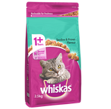 Whiskas VB Sardine & Prawn 2.5kg