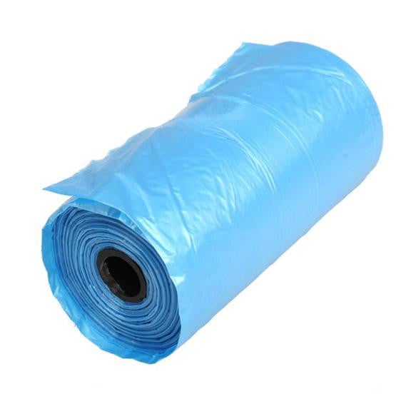 Dog Poo Bag (22 x 30cm) @15 pcs per roll