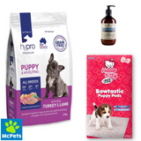 Puppy First Steps Package