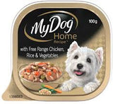 My Dog Home Recipe with Free Range Chicken, Rice & Vegetables