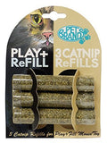 Play + Fill Refillable Catnip 3pk