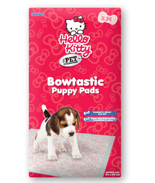 Hello Kitty™ Puppy Training Pads 14PK