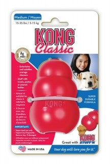 Kong Classic Medium Red T2