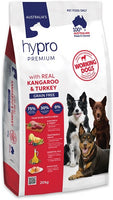 Hypro Premium Working Dog – Kangaroo & Turkey 20kg