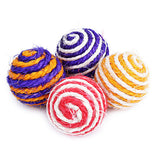 Woven Ball with Rattle