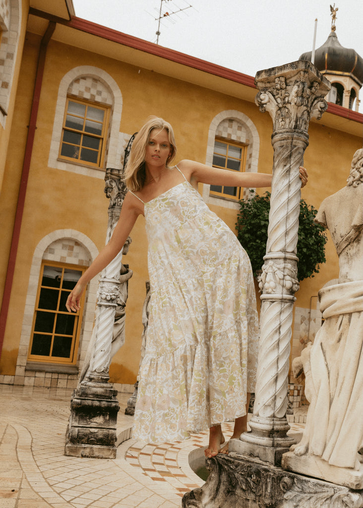 CHARLIE HOLIDAY | ISABELLA MAXI DRESS