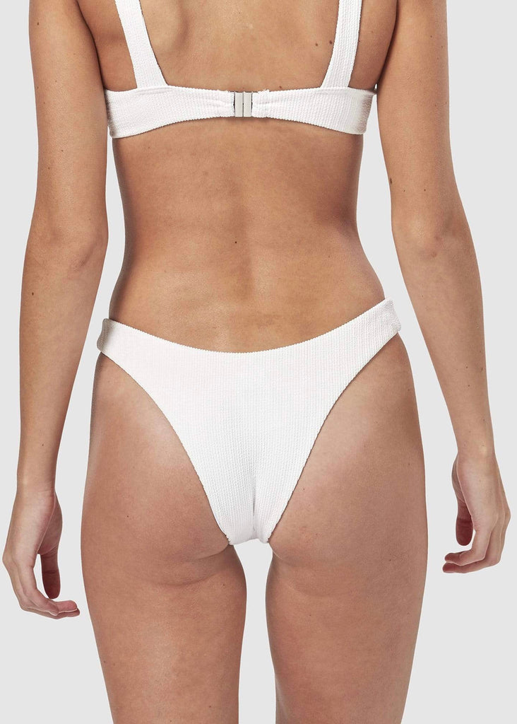 CHARLIE HOLIDAY | HULA BRIEF WHITE