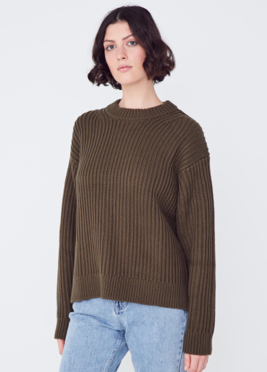 ASSEMBLY LABEL | MYLA KNIT THYME