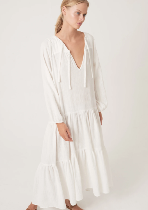HONOUR | REMEMBER ME MAXI - WHITE