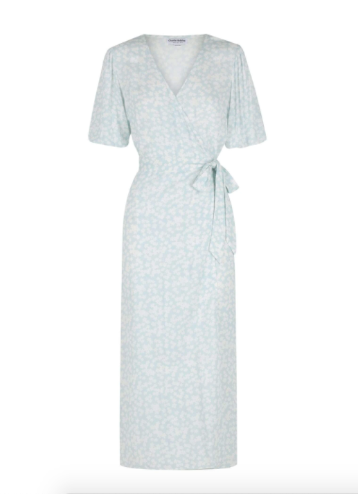 CHARLIE HOLIDAY | PRESLEY WRAP DRESS