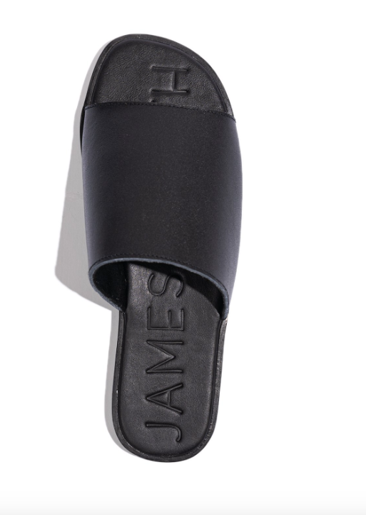 JAMES SMITH | 'DA ADOLFO' - BLACK/BLACK