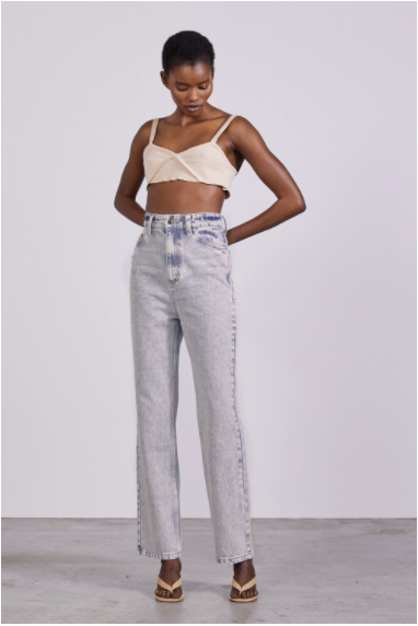 THIRD FORM | ON THE STRAIGHT AND NARROW JEAN