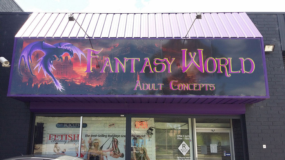Fantasy World Adult Concepts