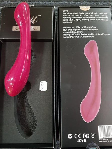 Powerful Vibrator Joy n More